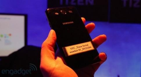 Một số hình ảnh về Samsung Tizen