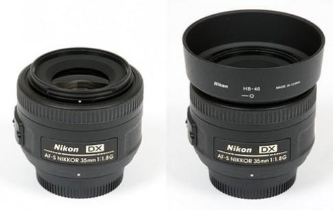 Một số ống kính chụp chân dung cho 'Nikonian'