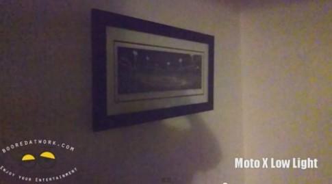 Moto X so khả năng chụp ảnh với Lumia 1020
