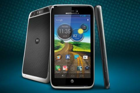 Motorola Atrix HD mỏng 8,4mm 'lên kệ'