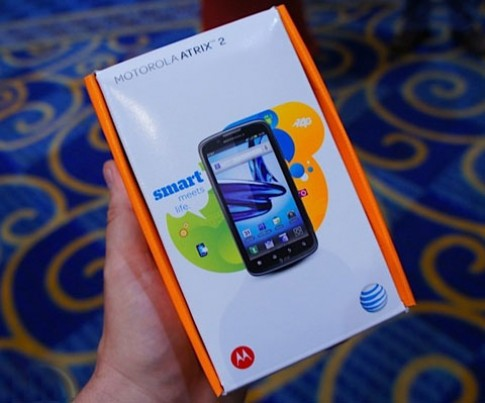 Motorola công bố Atrix 2
