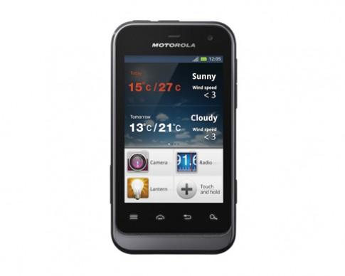 Motorola Defy Mini giá hơn 5 triệu