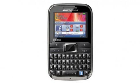 Motorola giới điệu điện thoại phổ thông 3 sim