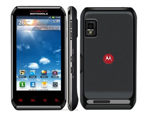 Motorola ra điện thoại Android cỡ 4 inch