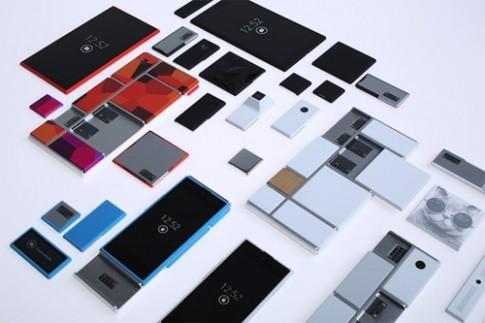Motorola sắp trình diễn điện thoại xếp hình