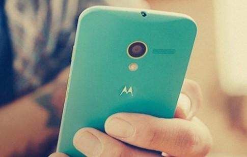Motorola sẽ ra mắt phablet 6 inch trong quý III