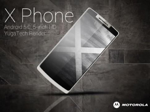 Motorola úp mở về điện thoại 'X-Phone'