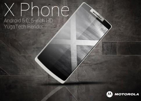 Motorola xác nhận sự tồn tại của 'điện thoại tin đồn' X Phone