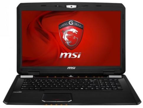 MSI giới thiệu laptop chơi game 'khủng' GX70