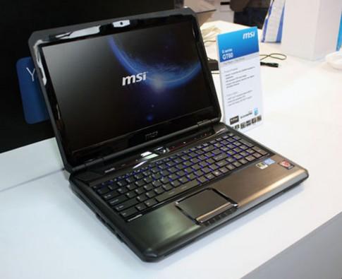 MSI GT70 được cập nhật đồ hoạ cao cấp hơn