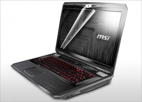 MSI ra laptop chơi game giá 2.500 USD