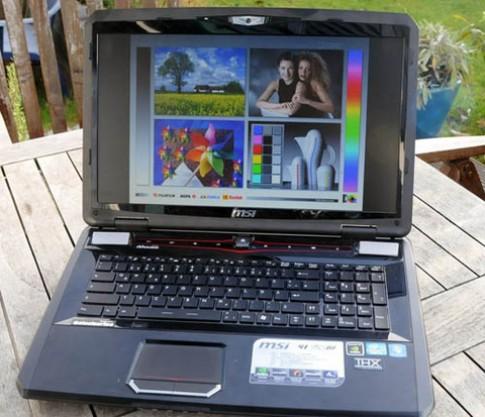 MSI ra laptop có chip tốc độ hơn 4GHz