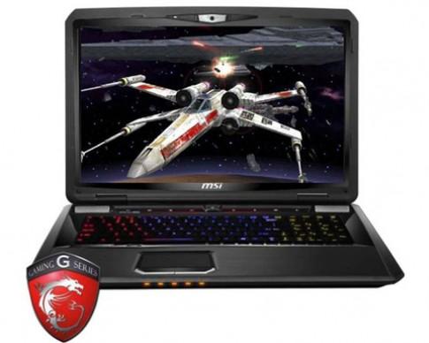 MSI sắp ra 4 laptop chơi game dùng chip lõi tứ
