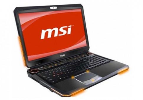 MSI sẽ có laptop nhanh nhất thế giới tại CES 2011