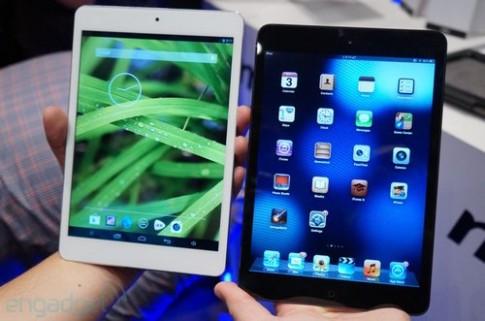MSI trình làng tablet giống iPad Mini