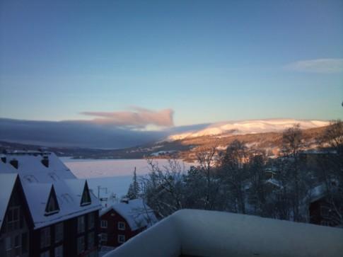 Mùa đông qua ống kính Vivaz và Xperia X10
