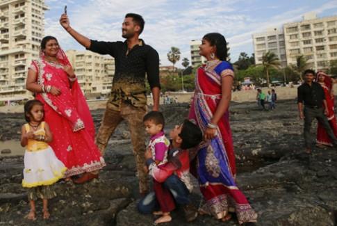 Mumbai thiết lập các khu vực cấm chụp ảnh selfie