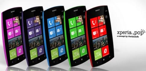 Năm nay Sony có thể ra Windows Phone