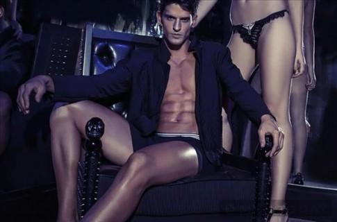 Nam tính và sexy với bst underwear nam từ New Captain