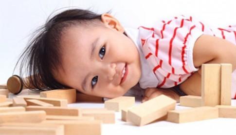 Nâng sức vóc cho trẻ từ những năm đầu đời