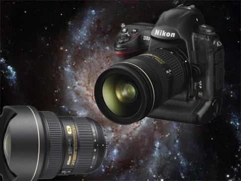 NASA đặt mua 11 chiếc Nikon D3s để chụp vũ trụ