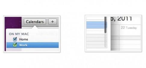 Nét mới trên MacOS X Lion
