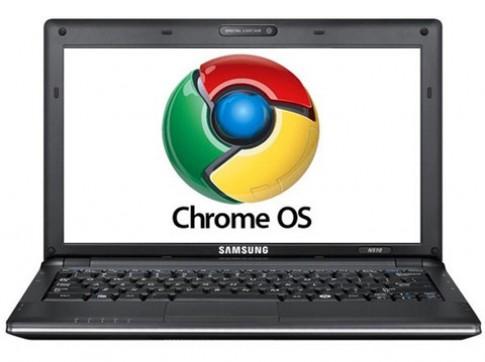 Netbook chạy Chrome OS của Samsung lộ cấu hình