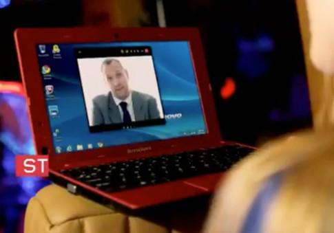 Netbook dùng chip Cedar Trail mới của Lenovo