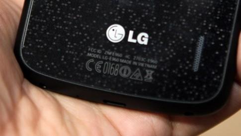 Nexus 4 chính hãng được sản xuất tại Việt Nam