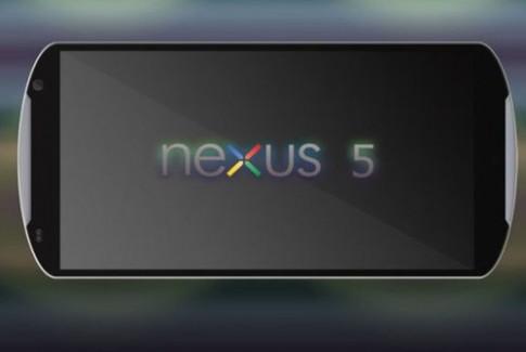 Nexus 5 dùng màn hình 720p để tiết kiệm pin