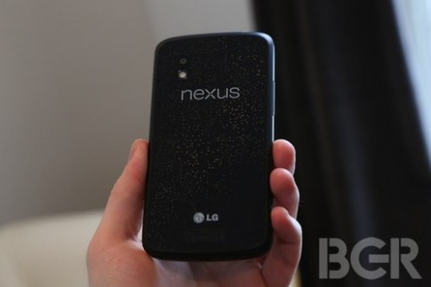Nexus 5 và 7.7 có thể ra mắt vào tháng 5