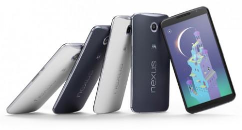 Nexus 6 - phablet đầu tiên của Google trình làng