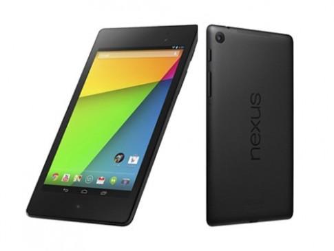 Nexus 7 bản 2013 với Android 4.3 bất ngờ cho đặt hàng