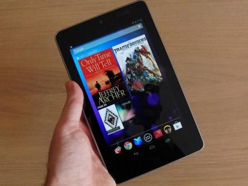 Nexus 7 giảm giá còn từ 3,8 triệu đồng