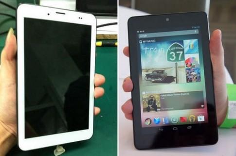 'Nexus 7' hỗ trợ hai sim của Trung Quốc