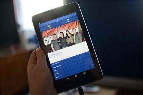Nexus 7 mới có thể dùng màn hình Full HD