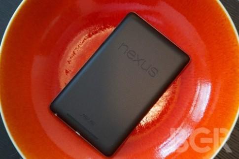 Nexus 7 mới có thể ra mắt cuối tháng với màn hình Full HD