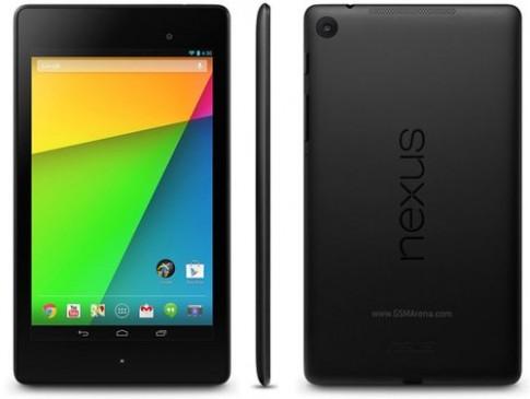 Nexus 7 phiên bản 2 ra mắt với màn hình nét nhất thế giới