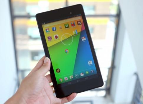 Nexus 7 phiên bản 2013 giá chính hãng từ 6 triệu đồng