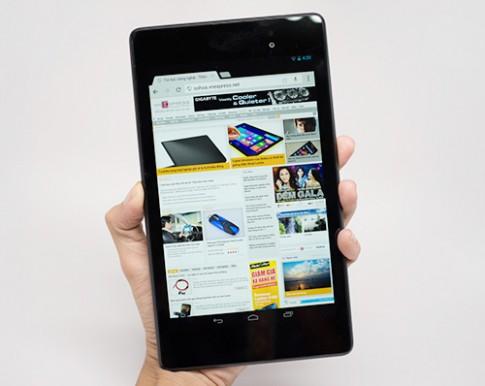 Nexus 7 thế hệ 2 về Việt Nam