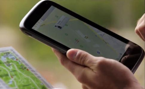 Nexus 7 thế hệ hai xuất hiện trong video quảng cáo Google