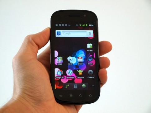 Nexus S không được nâng cấp Android 4.2