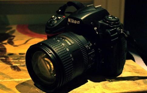 Ngắm bộ đôi Nikon D3000 và D300s