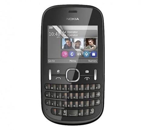Ngắm bộ tứ di động giá rẻ Nokia Asha
