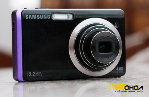 Ngắm camera 2 màn hình của Samsung