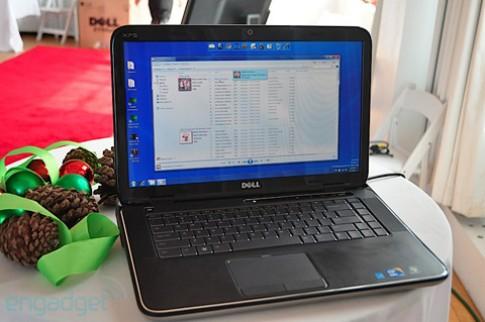 Ngắm Dell XPS thế hệ mới