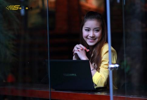 Ngắm laptop Toshiba R700 tại Việt Nam