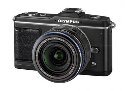 Ngắm mẫu Micro Four Thirds thứ hai của Olympus