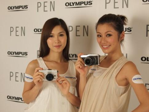 Ngắm vẻ đẹp của Olympus E-P1