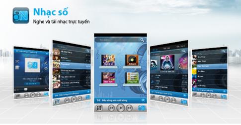 Nghe và tải nhạc trực tuyến trên điện thoại Android FPT